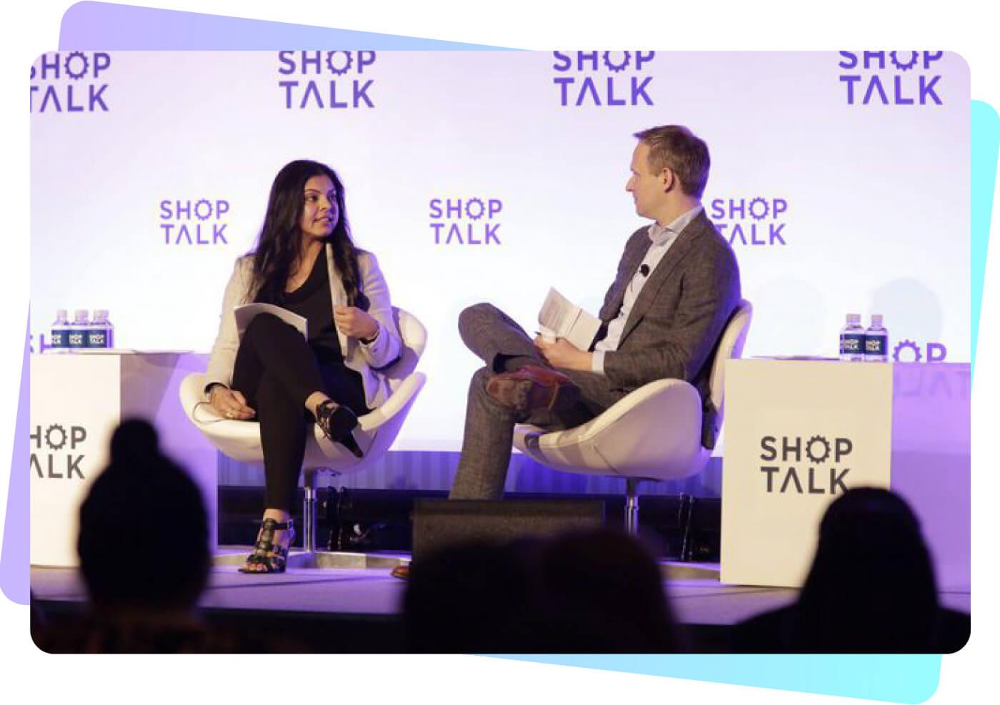 Anshu Bhardwaj interview, Shoptalk